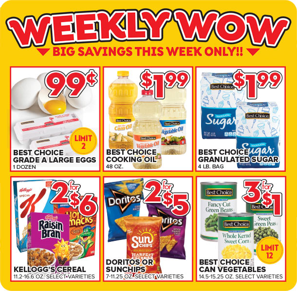 Weekly Wow