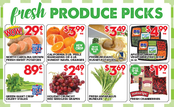 Fresh Produce Picks