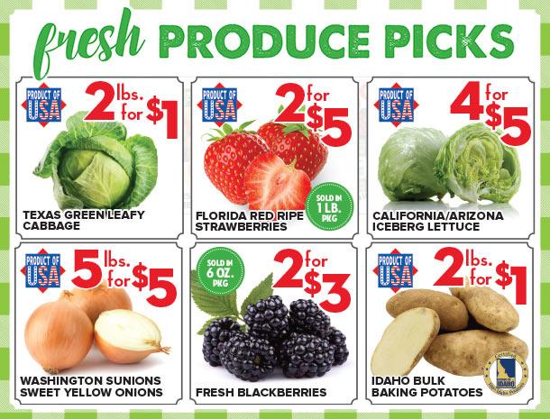 Fresh Produce Picks